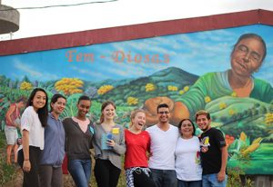 D-Lab students in Nicaragua
