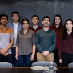 graduate students who organized conference