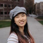 senior Michelle Xu